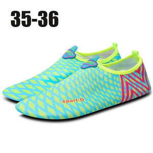 Funky Athletic Sand Shoes - roundnet world - spikeball clothing