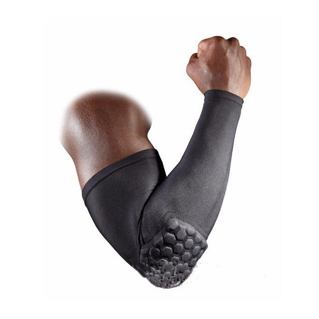 Elbow padded Arm Sleeves - roundnet world - spikeball clothing