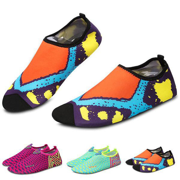 Funky Athletic Sand Shoes