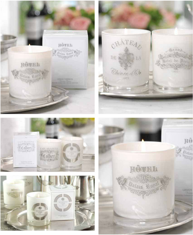 Scented Candle Jars