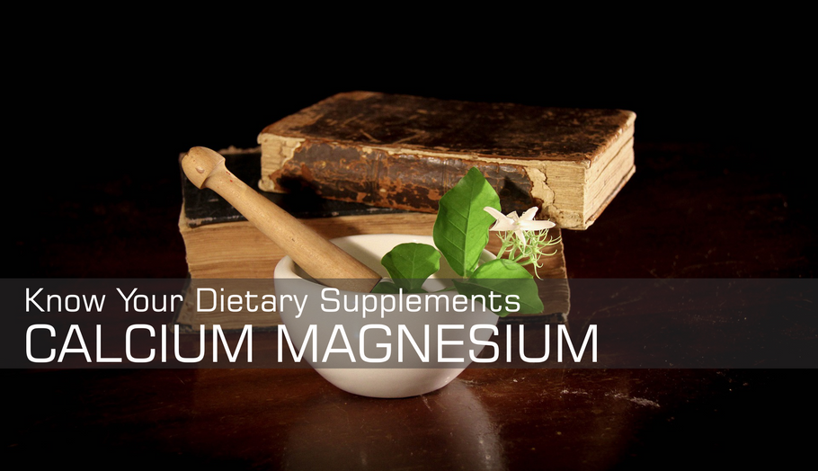 Calcium Magnesium Supplement – Understanding the Calmag Supplements