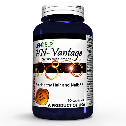 HN-Vantage capsules - Advanced All Natural Hair Growth Formula