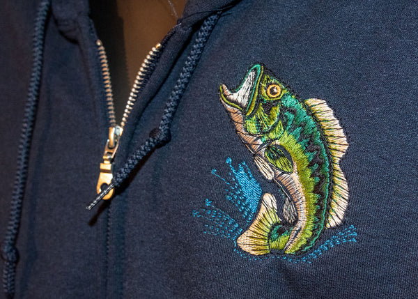 Fishy Embroidery