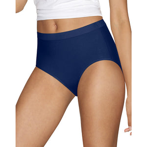 Hanes Ultimate™ Women's Constant Comfort® X-Temp® Brief 3-Pack,Style 40XTB2