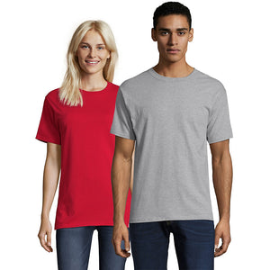 Hanes Beefy-T Adult Short-Sleeve T-Shirt - 5180/518T, Style 518T