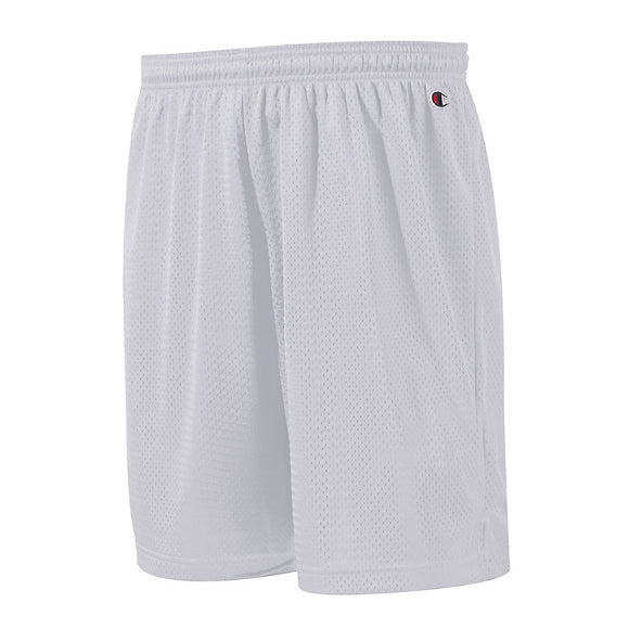 Champion Polyester Mesh Short 9',Style 8731
