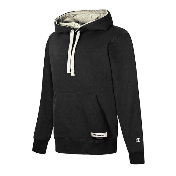 Champion Authentic Originals Men's Sueded Fleece Hooded Sweatshirt,Style AO600