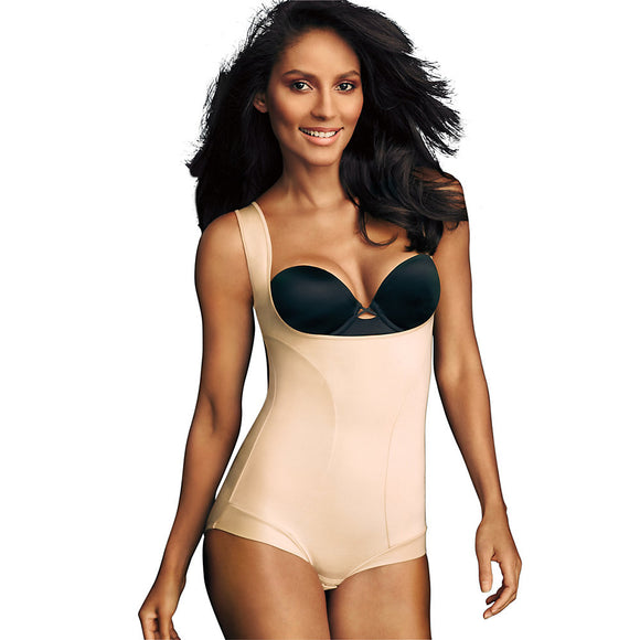 Maidenform® Wear Your Own Bra Romper,Style 1856