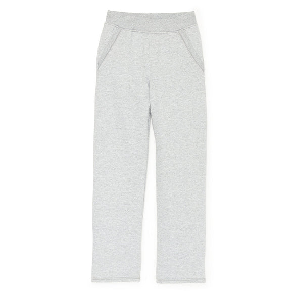 Hanes Girls' Fleece Open Leg Sweatpants with Pockets,Style K377