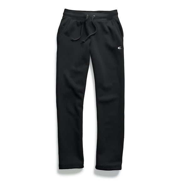 Champion Women's Fleece Open Bottom Pants,Style M1064