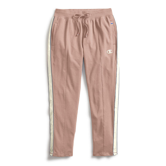 Champion Women's Heritage Fleece Pants, Satin Stitch C Logo,Style M5099 550343