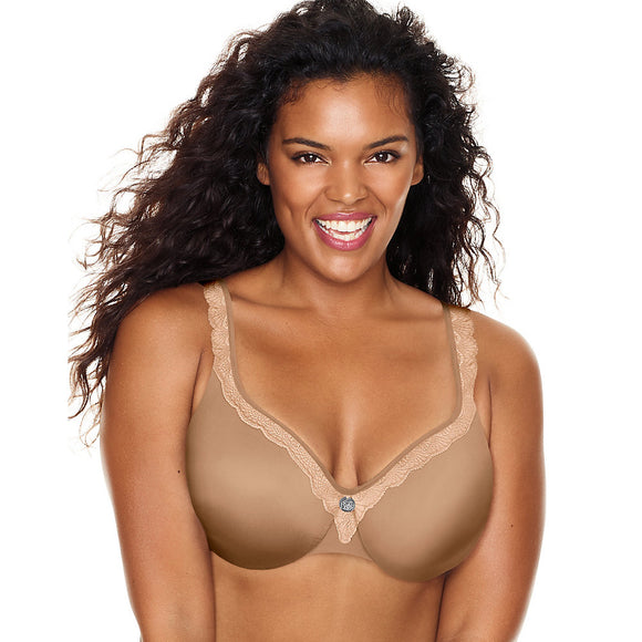 Just My Size Balconette Foam UW Bra,Style MJ1202