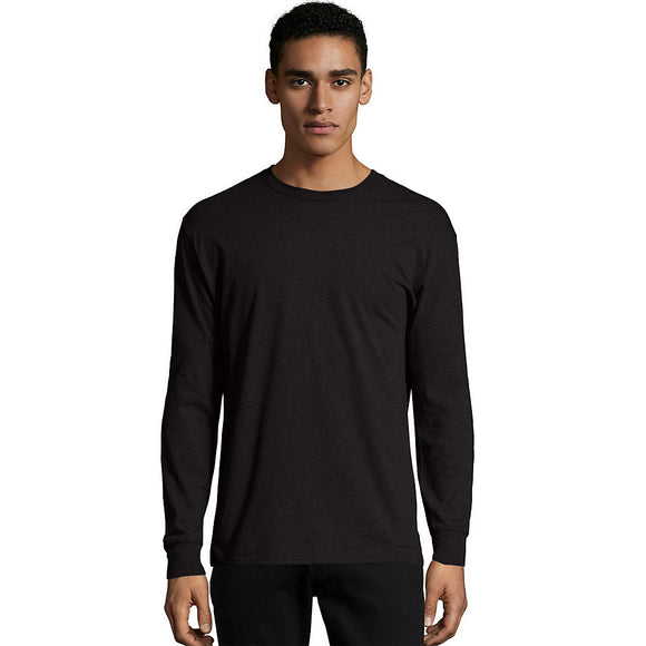Hanes X-Temp® Men's Long-Sleeve T-Shirt,Style O5716