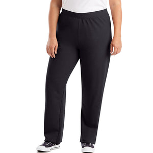 Just My Size ComfortSoft® EcoSmart® Fleece Open-Hem WoMen's Sweatpants, Average Length,Style OJ100