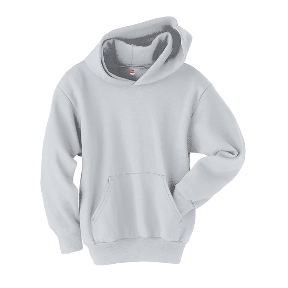 Hanes Youth ComfortBlend® EcoSmart® Pullover Hoodie (P473),Style P473