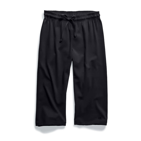 Champion Women's Plus Jersey Capris,Style QM1242