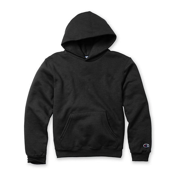 Champion Youth Double Dry Action Fleece Pullover Hood,Style S790