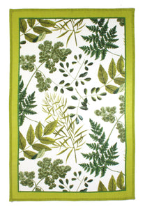 Ulster Weavers Linen Tea Towel RHS Foliage