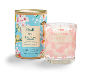gifteasyonline - LoveOlli Scented Candle Shall We Dance - Ulster Weavers - Candle