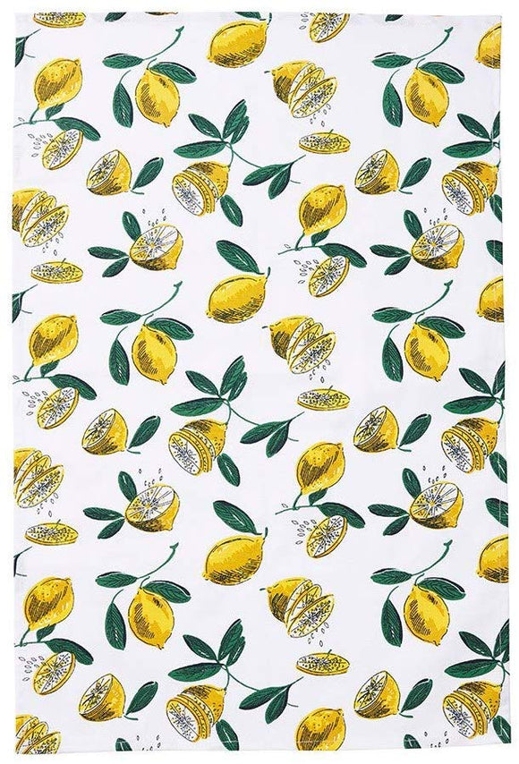 Ulster Weavers Lemons Cotton Tea Towel