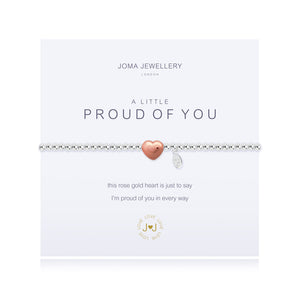 gifteasyonline - Joma Jewellery A Little Proud of You Bracelet - Joma Jewellery - bracelet