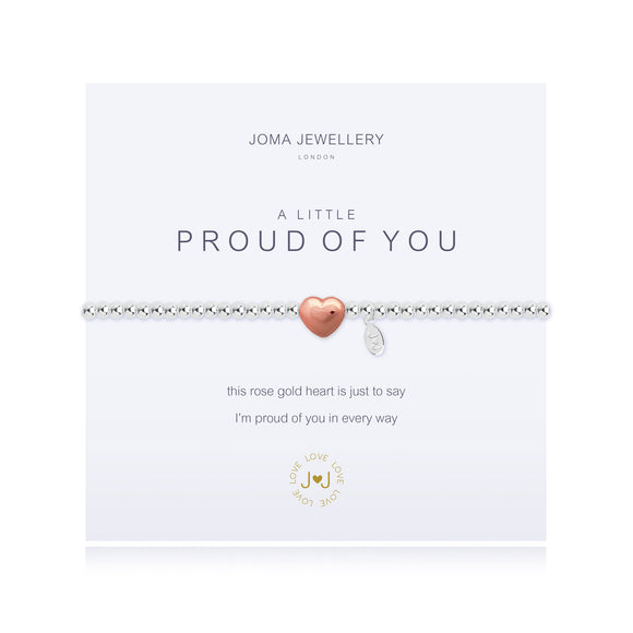 Joma Jewellery A Little Proud of You Bracelet - Gifteasy Online