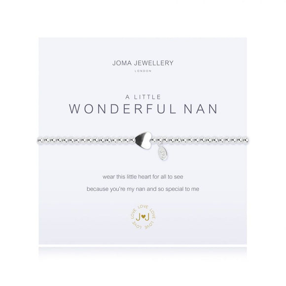 Joma Jewellery A Little Wonderful Nan Bracelet