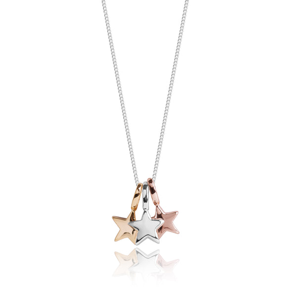 Joma Jewellery Florence Stars Necklace - Gifteasy Online