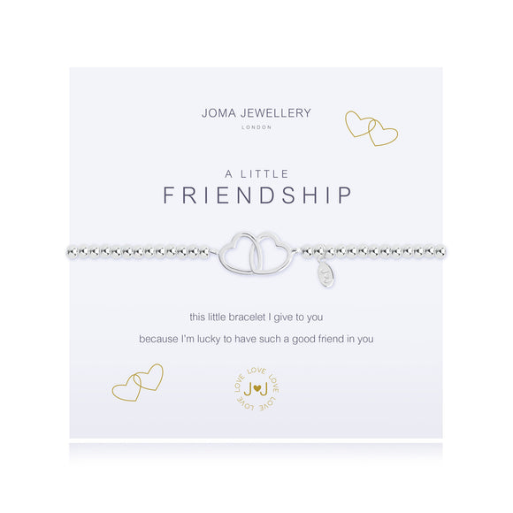 A Little Friendship Bracelet by Joma Jewellery