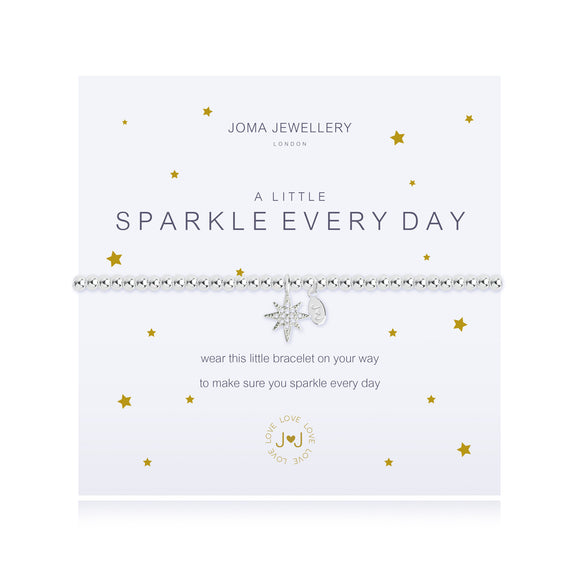 Joma Jewellery A Little Sparkle Every Day Bracelet - Gifteasy Online