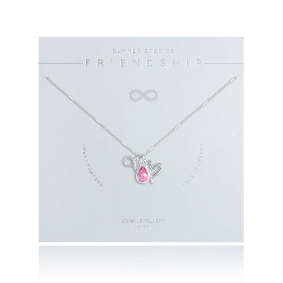 gifteasyonline - Joma Jewellery Summer Stories Friendship Necklace - Joma Jewellery - Necklace