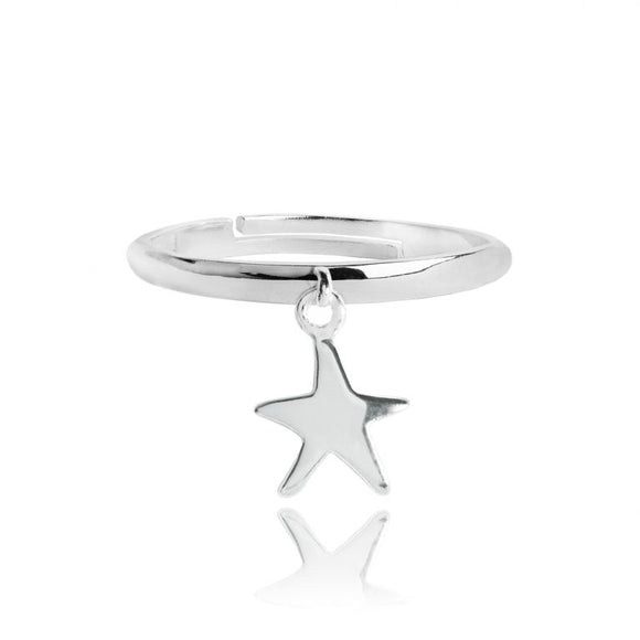 Joma Jewellery Aria Star Ring