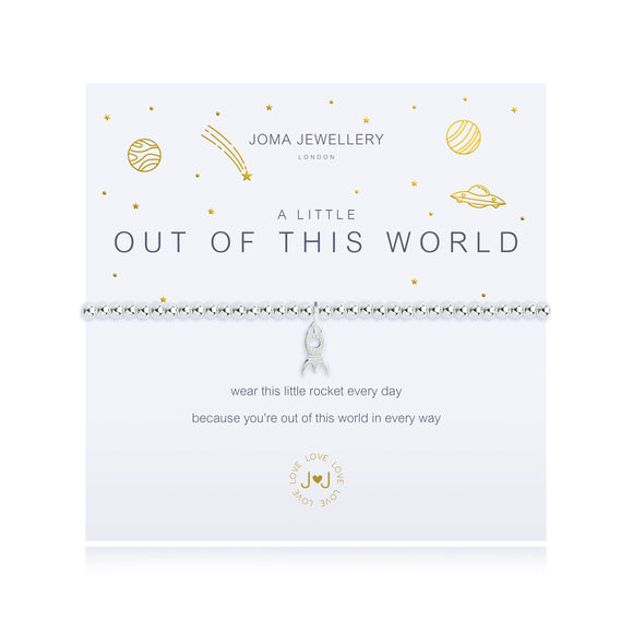 A  little OUT OF THIS WORLD - bracelet