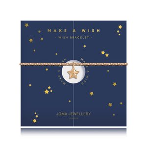 gifteasyonline - Joma Jewellery Make A Wish `Gold Bracelet - Joma Jewellery - Bracelet