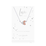 gifteasyonline - Joma Jewellery (2862) - Love  Trio - Gold - Wear 3 Ways - Necklace, Choker or Bracelet - Joma Jewellery - bracelet, necklace, choker