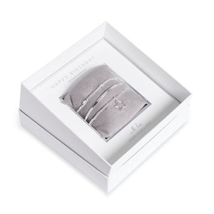 Joma Jewellery Occasion Gift Box Happy Birthday - Gifteasy Online