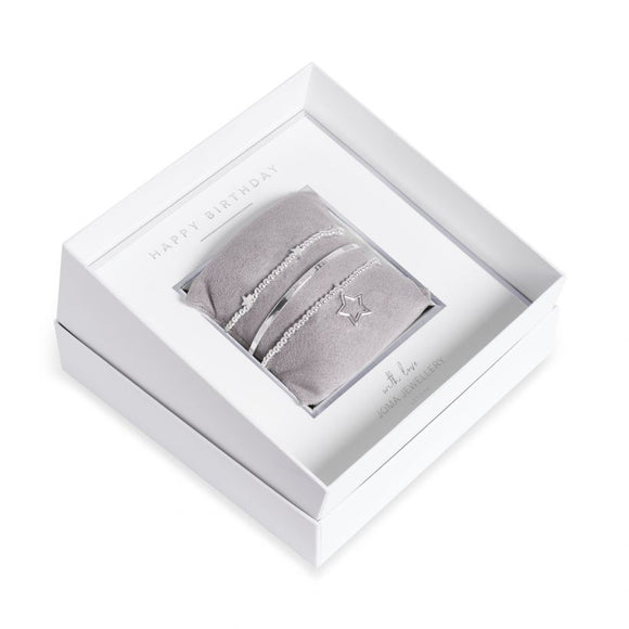 gifteasyonline - Joma Jewellery Occasion Gift Box Happy Birthday - Joma Jewellery - Bracelet