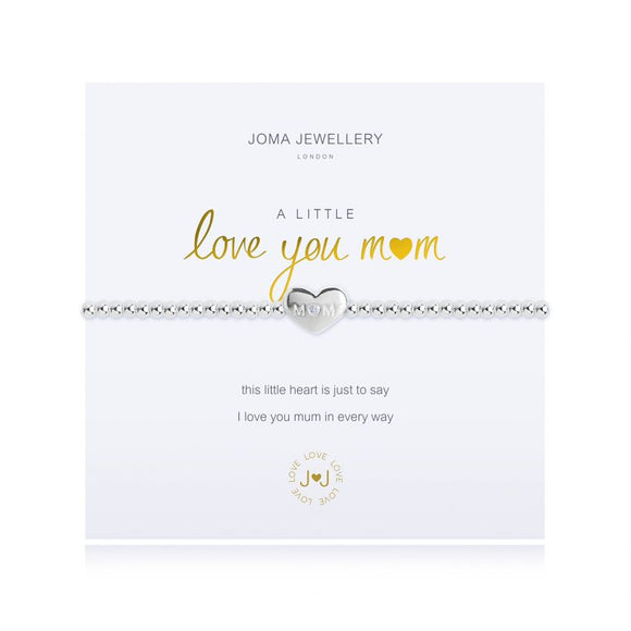 Joma Jewellery A little Love You Mum - Gifteasy Online