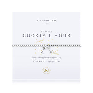 Joma Jewellery A little Cocktail Hour Bracelet - Gifteasy Online