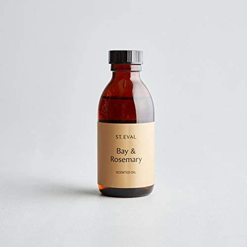 St Eval Bay & Rosemary Reed Diffuser Refill