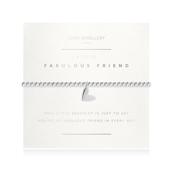 Joma Jewellery A little Fabulous Friend Facetted Bracelet - Gifteasy Online