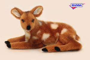 Hansa Bambi Deer Fawn 22cm soft plush and cute