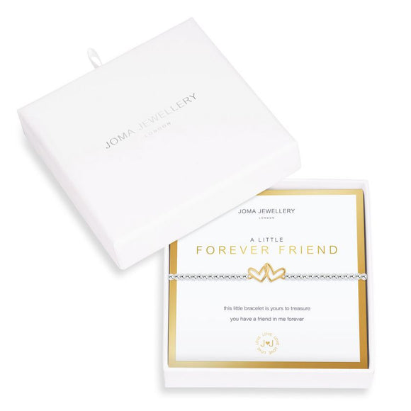 Joma Jewellery Beautifully Boxed A Little Forever Friend Bracelet
