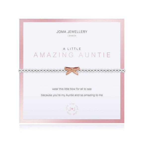Joma Jewellery Beautifully Boxed Amazing Auntie Bracelet