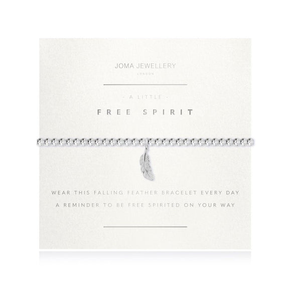 Joma Jewellery A little Free Spirit Facetted Bracelet - Gifteasy Online