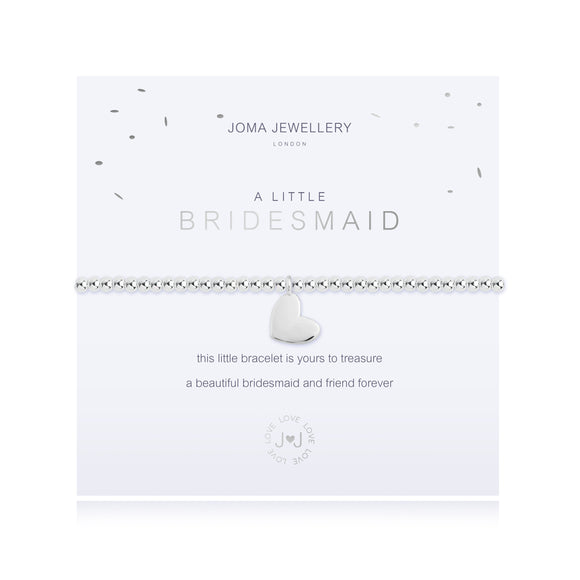 Joma Jewellery A Little Bridesmaid Bracelet