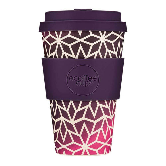 Ecoffee Cup Stargrape 14oz - Gifteasy Online