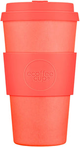 Ecoffee Cup - Solid Design, 16oz (Mrs Mills)