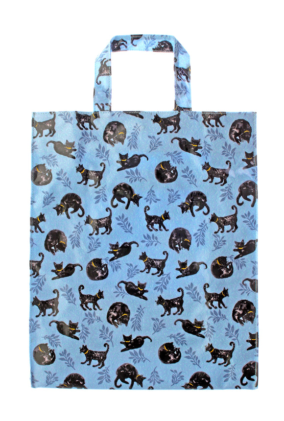 Ulster Weavers PVC Medium Shopping Bag Cat Nap