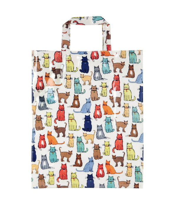 Ulster Weavers Small PVC Shopping Bag Catwalk